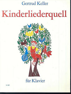 Gertrud-Keller-Kinderliederquell-fuer-Klavier