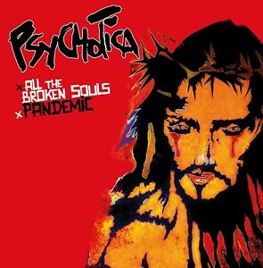PSYCHOTICA-034-ALL-THE-BROKEN-SOULS-amp-PANDEMIC-034-CD-INCL-POSTER-2018