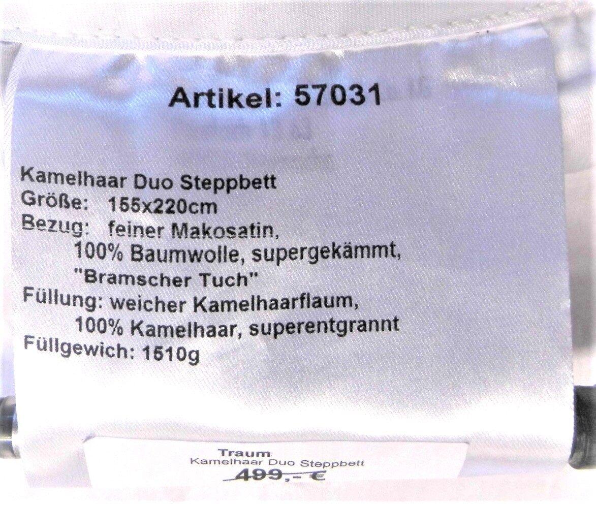 100% 100% 100% Cammello Capelli Duo inverno soffitto 135x200 cm o 155x220 cm. div. variante. 2b1d51