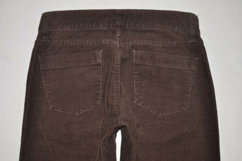 26s w27 L30 Crew 1 Corduroy Brown 4 Awesome Matchstick Størrelse Women's J Pants 0q8wnT8S