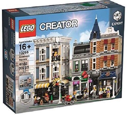 LEGO CREATOR 10255 PIAZZA DELL'ASSEMBLEA - DA COLLEZIONISTI