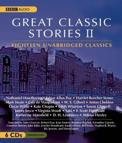 Great Classic Stories II (2010, CD)