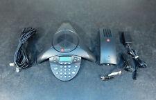 Polycom Soundstation2 Avaya Model 2490 Conference Phone With Acces 02 3b06