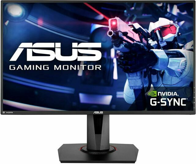 "ASUS VG278QR 27"" Widescreen LCD Monitor"