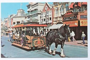 Image Is Loading Postcard Reliving The Good Old Days Horse Drawn