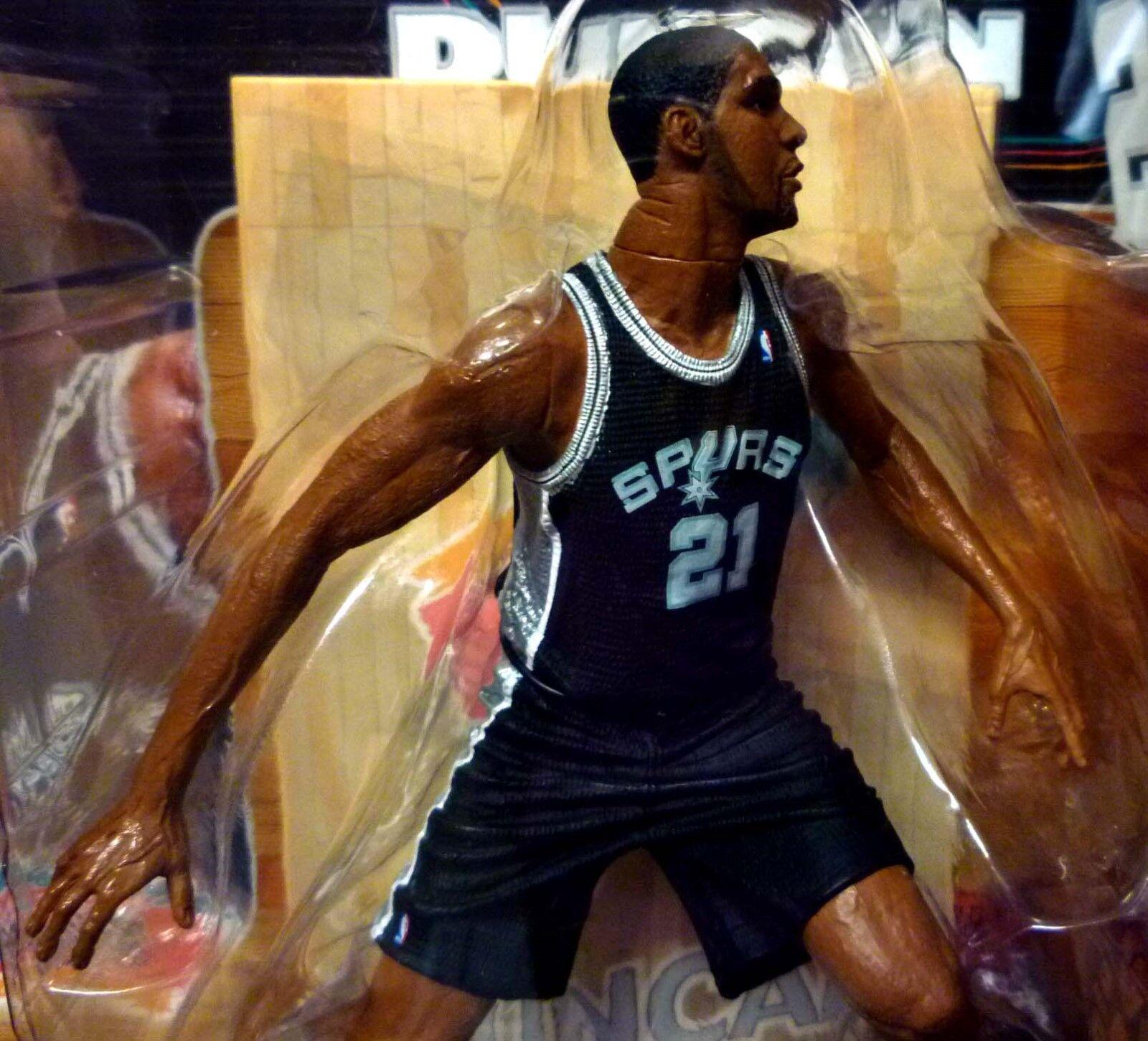 McFarlane Sports NBA NBA NBA  Basketball Series 1 Tim Duncan Action Figure New 5ee520