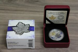 2016-20-Canada-Fine-Silver-Coin-A-Celebration-of-Her-Majesty-039-s-90th-Birthday
