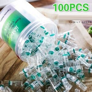 Anti-Smoking-Quit-Addiction-Filters-100Pcs-Tobacco-Cigarette-Filter-Fit-6mm-8m-F