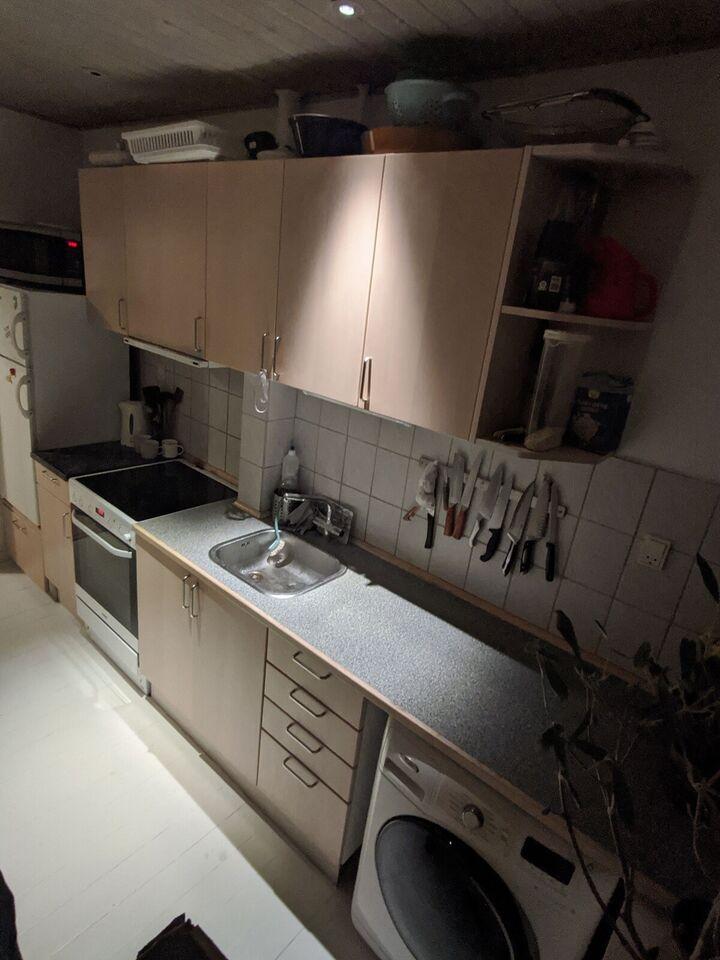 Køkken, komplet, Måske HTH