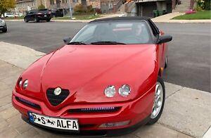 1996 Alfa Romeo Spider Convertible