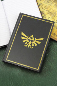 Legend-of-Zelda-Notizbuch-Hyrule-Wingcrest-NEU-amp-OVP