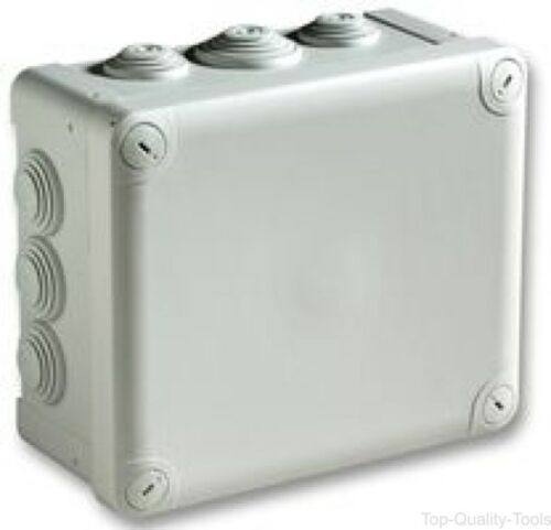 JUNCTION BOX IP55 175X150X80MM ENN05010 1355993