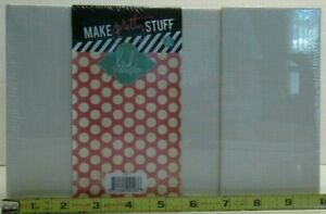 Heidi Swapp Make Pretty Stuff Scrapbook Album 12 Pages New Neat Design Ebay