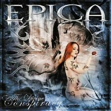 EPICA 'THE DIVINE CONSPIRACY' CD NEU