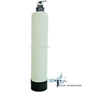 Details about Whole House Water Filter System GAC Carbon 2 CU FT Manual  Backwash 1252 TANK