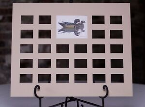 image is loading 26 stamp die cut mat designed for duck