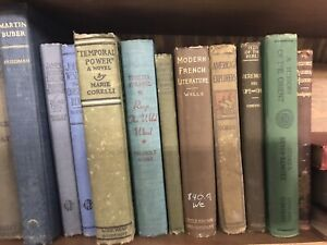 Vintage Books Lot of 10 - Random unsorted mixed - wholesale - crafts