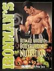 Ironman's  Ultimate Guide to Body Building Nutrition by Peter Sisco, Magazine Ironman (Paperback, 2000)