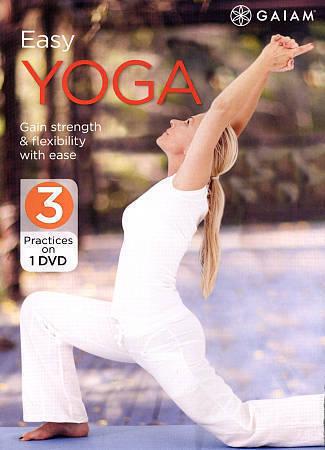 easy yoga dvd smart start for arthritis healthy heart