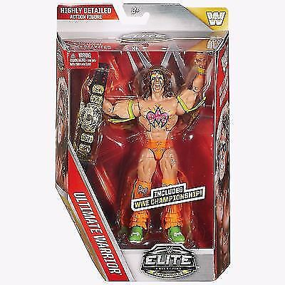 Brand New Current Series//Flashback WWE Elite Collection Wrestling Figure