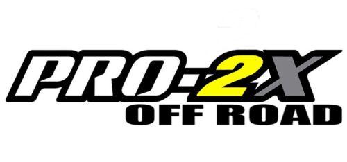 "PRO-2X Nissan like 2 pair 14/"" decal sticker off road Xterra Titan Frontier"