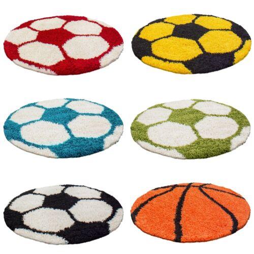 dif tamaños Niños alfombra alta flor fútbol baloncesto aproximadamente kinderzim