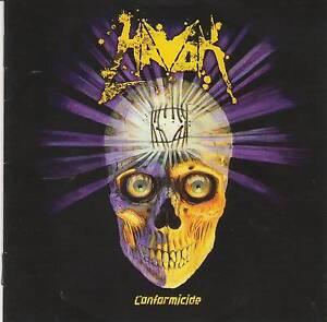 HAVOK-CONFORMICIDE-NEW-ALBUM-2017-2-BONUS-CD-Jewel-Case-GIFT-Thrash-Metal