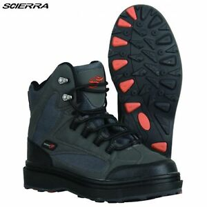 Scierra-Traceur-Wading-Chaussure-Bottes-A-Crampons