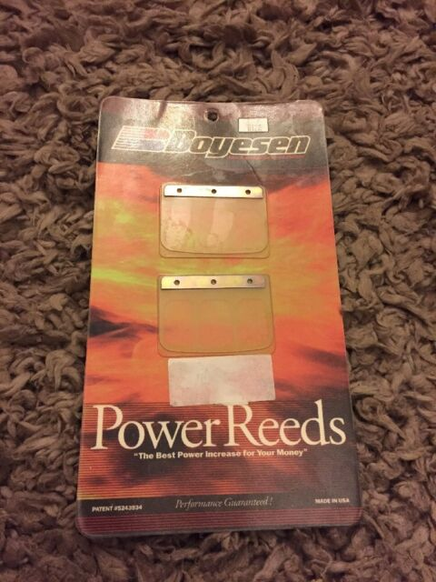 Boyesen 6104 Power Reed