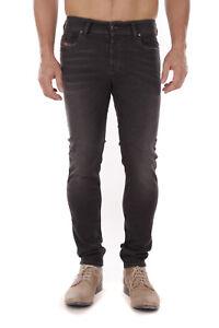 Diesel-Sleenker-0822R-Stretch-Herren-Jeans-Hose-Slim-Skinny