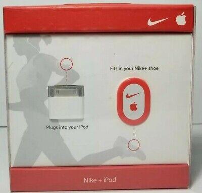 Plus ipod Sport Shoe Kit Sensor Wireless Kit MA365LL//F APPLE iPOD NEW NIKE