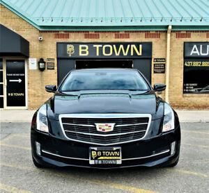 2015 Cadillac ATS 2dr Cpe 3.6L Luxury AWD