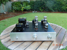 1 x Eric McChanson's pEar Amp 6AS7 Parallel SET tube Valve integrated NEW