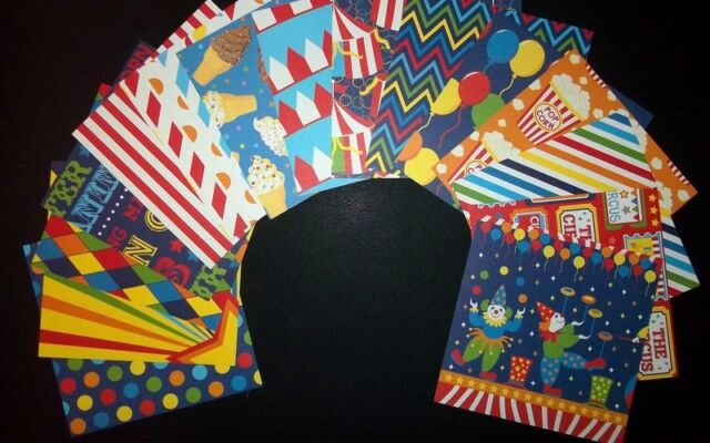 sugar and spice studio carnival paper pad 60 page by spotlight ebay