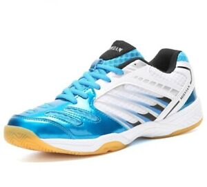 Indoor Sports Chaussure Homme non glissé Respirant Tennis, Badminton Hommes Baskets