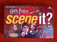 Jeu de société Scene it ? Harry Potter - Avec DVD - Mattel - TBE