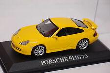 ALTAYA PORSCHE 911 GT3 JAUNE 1/43