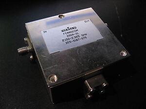 Coaxial-Isolator-Alcatel-Ferrocom-20N4-01-2-150-2-325-GHz-USED
