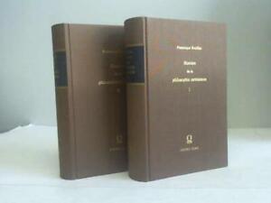 Histoire de la philosophie cartesienne, Band 1 und 2. Zwei Bände