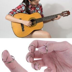 8-Picks-Fashion-Finger-Finger-Picks-Thumb-Originale-Fingerstyle-Guitar-YBH