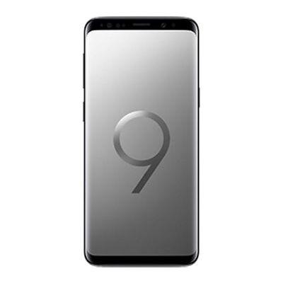 SAMSUNG Galaxy S9 - 64 GB, Titanium - Currys