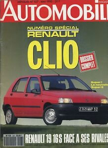 L-AUTOMOBILE-MAGAZINE-n-527-05-1990