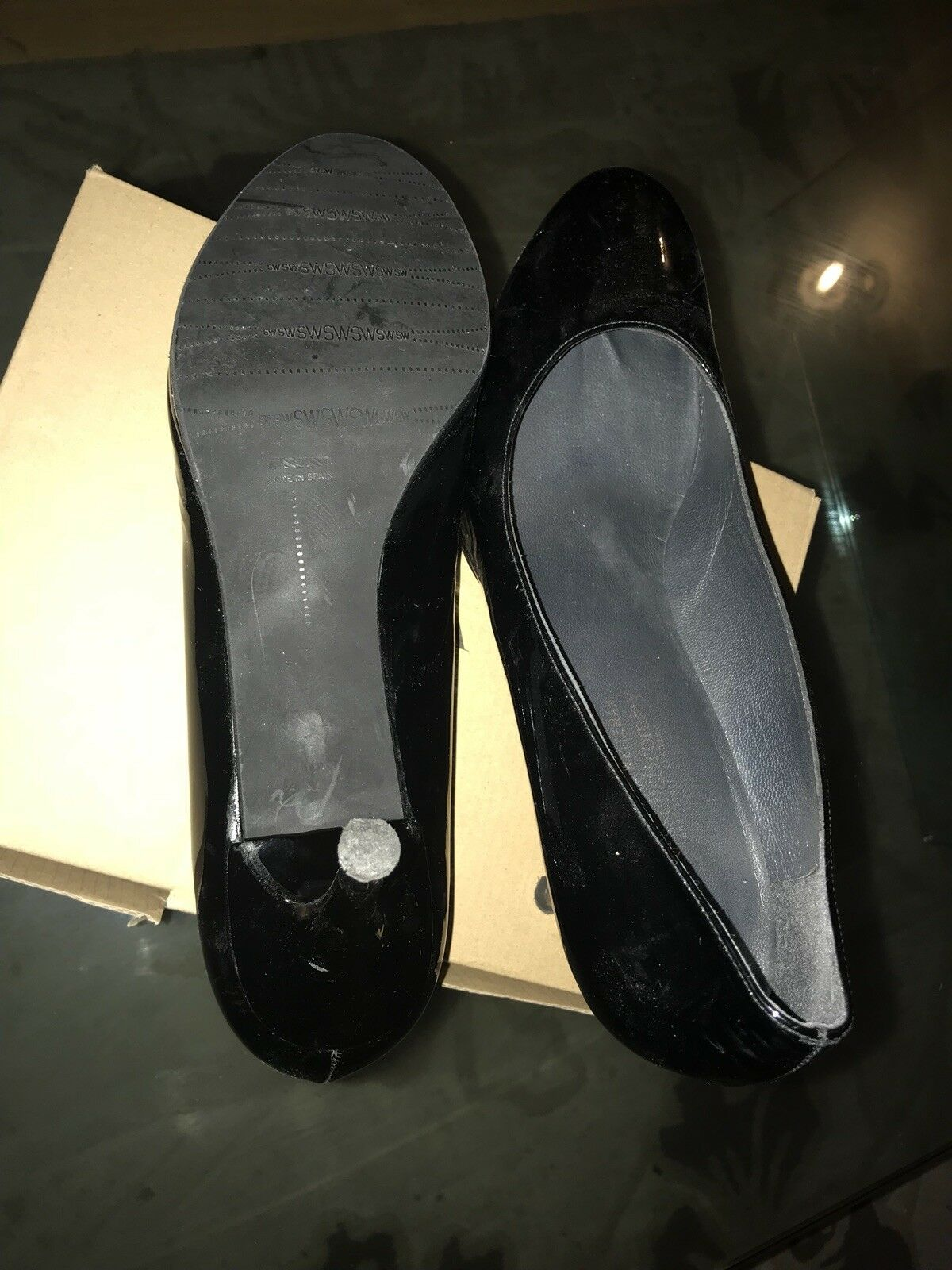 Russell and pls Bromley Tacones (cheque de pls and Russell and Bromley guía de tamao) e8d838