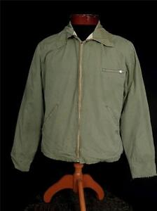 EXCEPTIONALLY-RARE-COLLECTORS-ITEM-VINTAGE-WWII-LIGHT-FIELD-JACKET-SIZE-MEDIUM