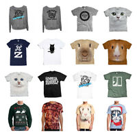 Ausgefallene T-Shirts Shirts Pullover Damenshirts Herrenshirts Pulli Sweatshirt
