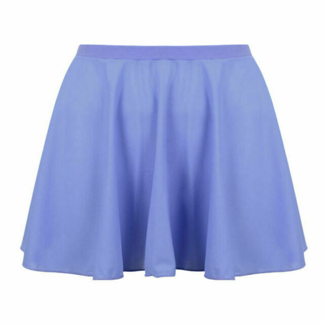 Freed Skirt ISTD Lilly Sapphire Blue rrp NEW