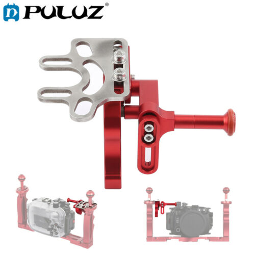 SHUTTER TRIGGER EXTENSION LEVER FOR UNDERWATER CAMERA STABILIZER TRAY DIVING 65