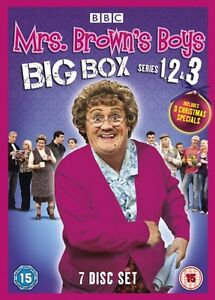 Mrs-Brown-039-s-Boys-Series-1-3-Box-Set-DVD