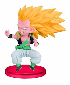"NEW Dragon Ball Z 2.8"" Gotenks World Collectible Figure"