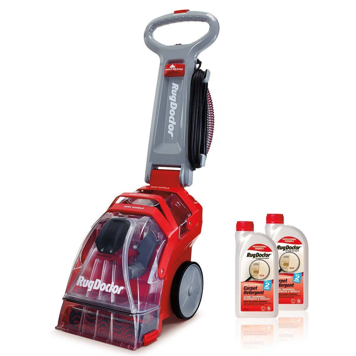 Rug Doctor Deep Carpet Cleaner With 2 X